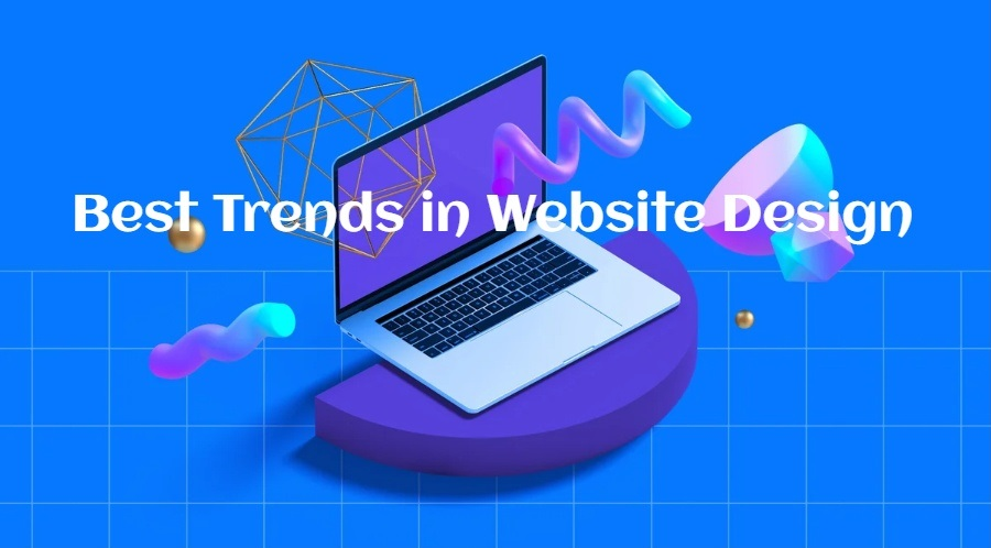 Best Trends in Website Design this 2021